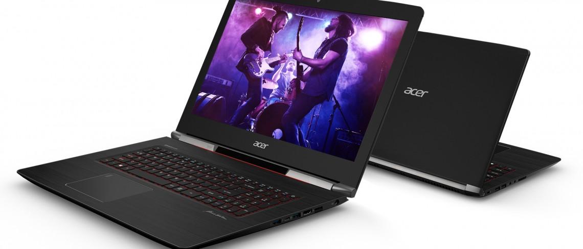 Acer Aspire to bardzo szeroka seria laptopów biurowych, gamingowych, multimedialnych i hybrydowych