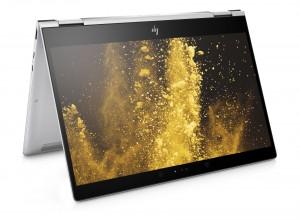 model HP EliteBook x360 1020 może spokojnie aspirować do laptopa wielozadaniowego